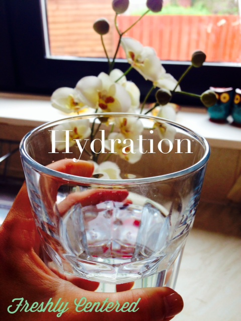 Water for better body function!