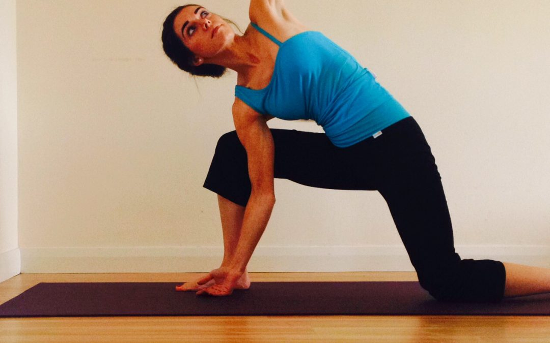 Stretches for the upper body