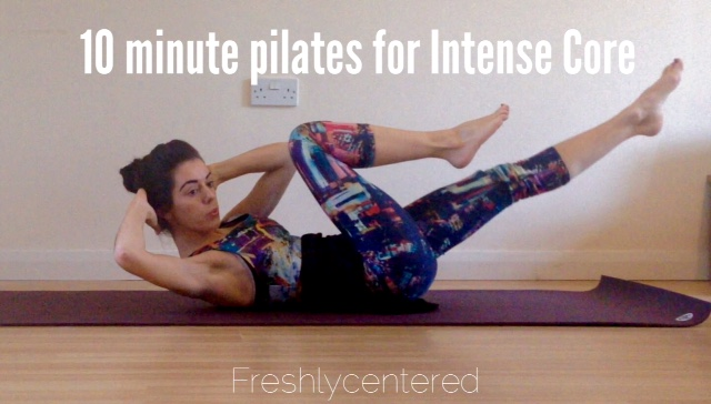 10 minute Intense Core workout! (FREE!)