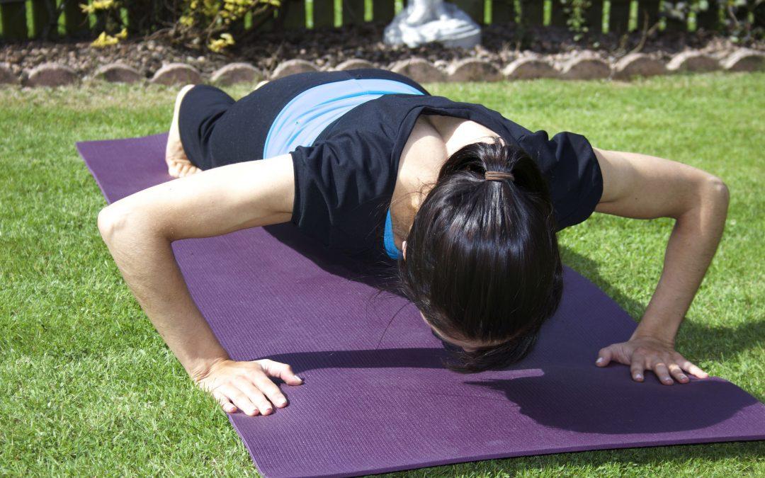The 5 Pilates challenge!