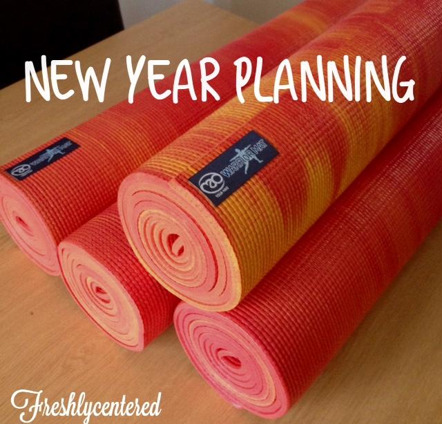new year mats