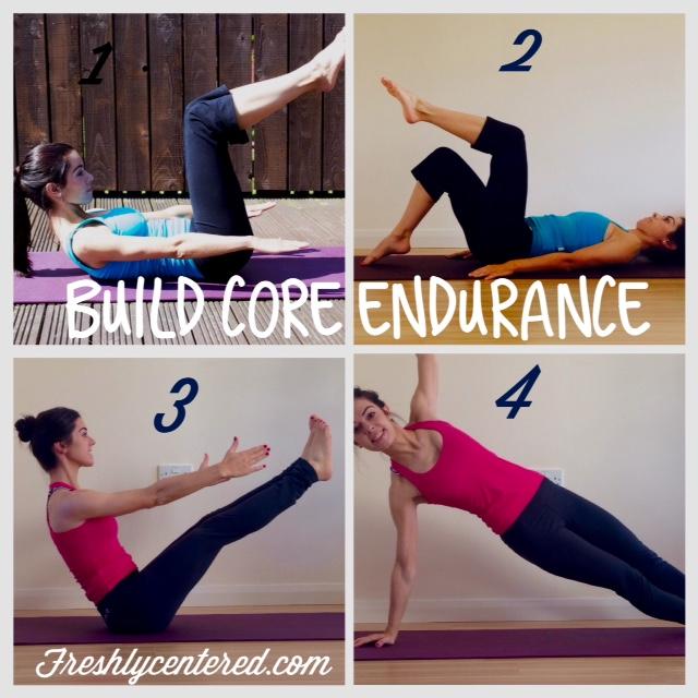 build core endurance