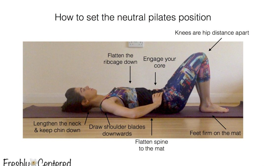 How to set your Pilates foundation
