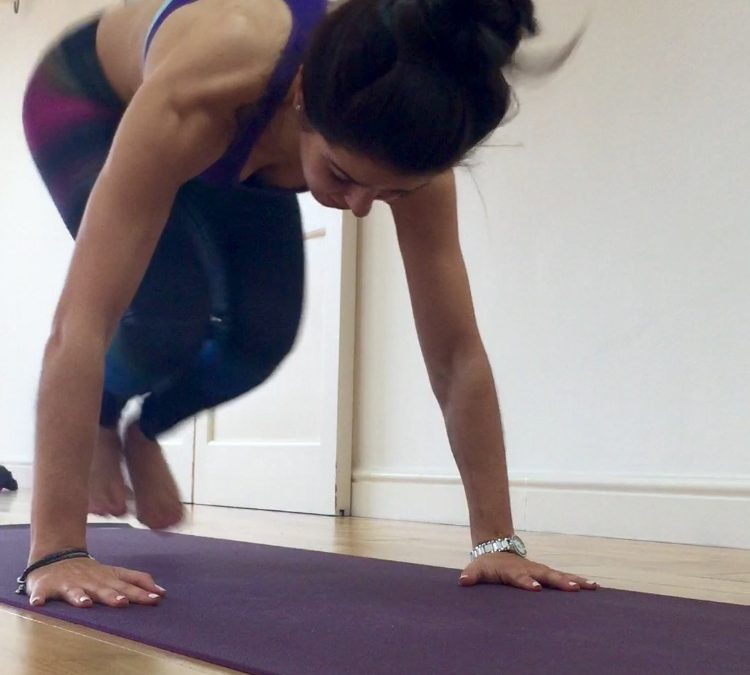 15 minutes Pilates with cardio workout!
