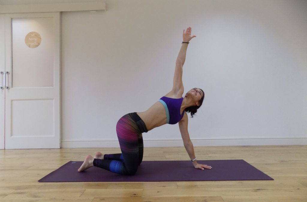 Feel good stretch workout