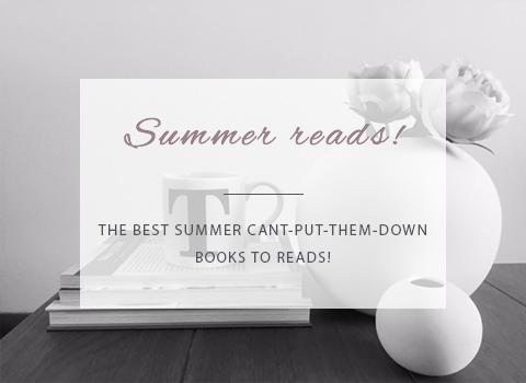 Summer reads!