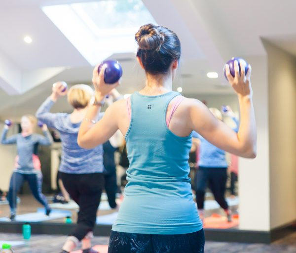pilates and strength training by freshly centered