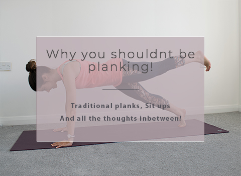 Why you shouldn't be planking!