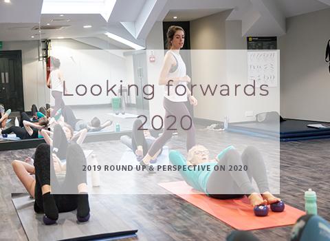 Looking forwards 2020
