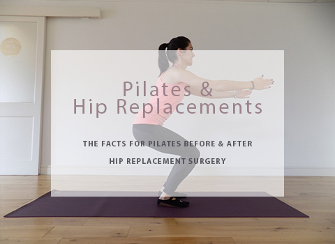 Pilates for hip replacements