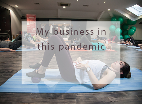 My business in this pandemic