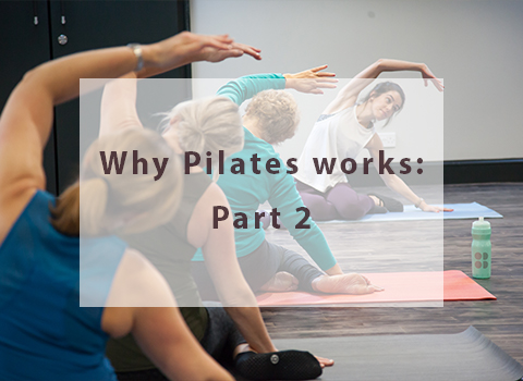 Why Pilates works: Part 2