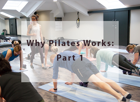 Why Pilates works: Part 1