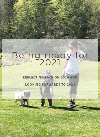 Being Ready for 2021