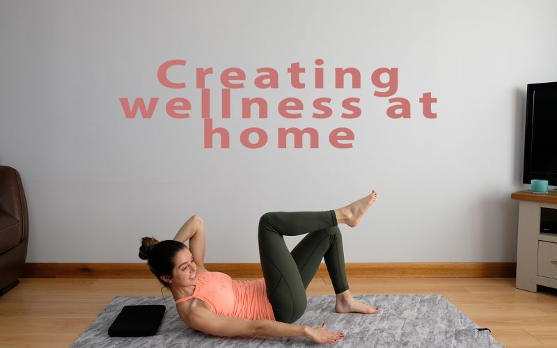 Creating wellness at home
